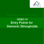Entry Points for Demonic Strongholds