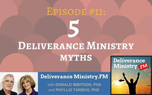 Deliverance Ministry Myths podcast