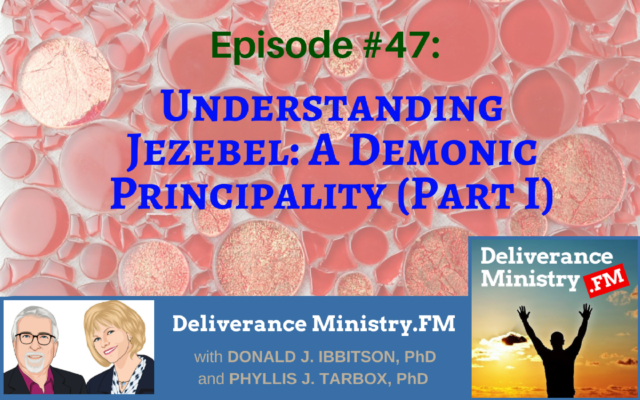 Jezebel demonic podcast