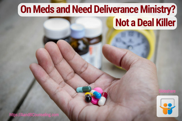 slideshare medications deliverance ministry